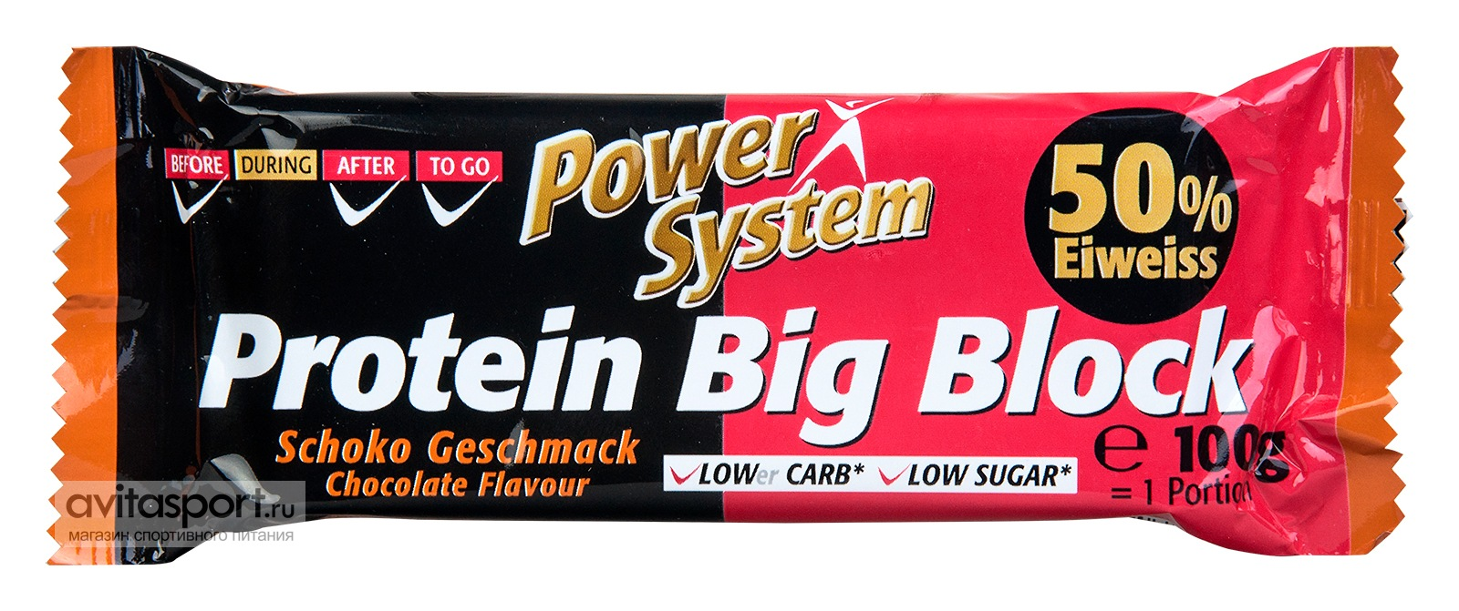 Power-System-Batonchik-Protein-Big-Block-100-g
